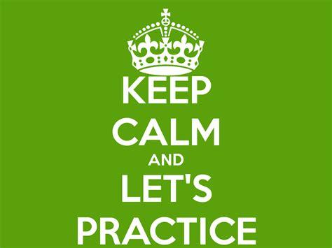 Study and Practice