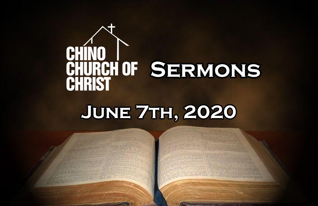 "Sermon – ""A Living Hope"""